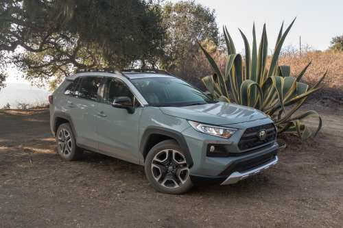 small resolution of 19 toyota rav4 adventure 2019 angle blue