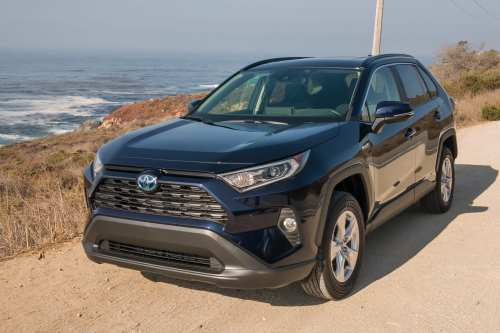 small resolution of 2019 toyota rav4 first drive delivers more costs more news cars com