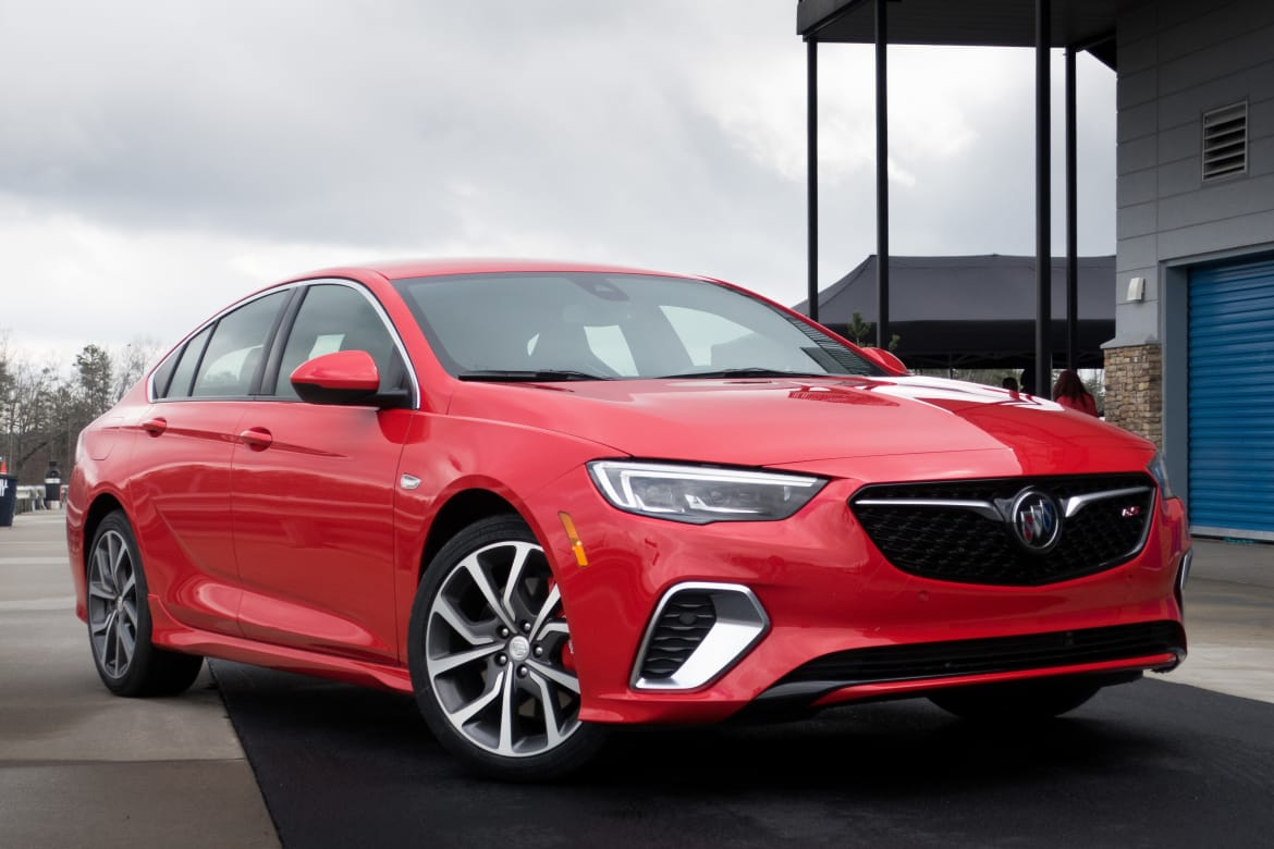 hight resolution of first drive 2018 buick regal gs is grand but not sporty
