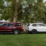 Is A 2020 Kia Telluride A Good Replacement For An Older Full Size Suv News Cars Com