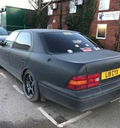 stickered up rear cool car  [ 4032 x 3024 Pixel ]