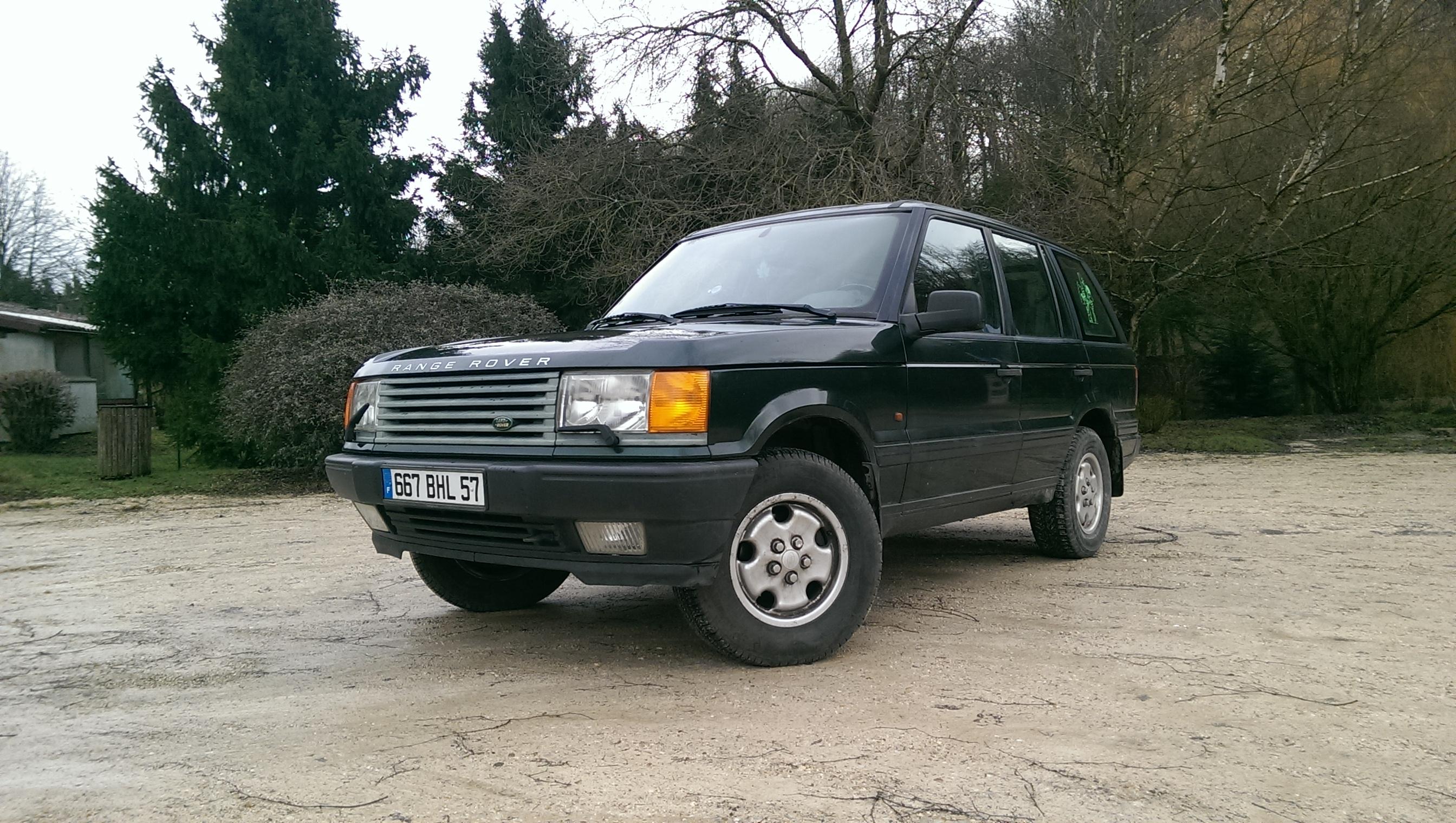 1996 Land Rover Range rover P38 4 0