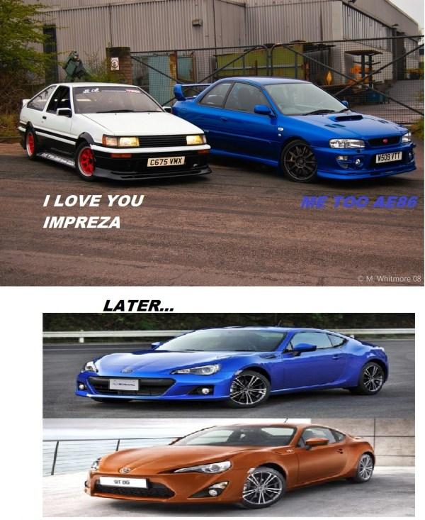 Subaru Memes - Year of Clean Water