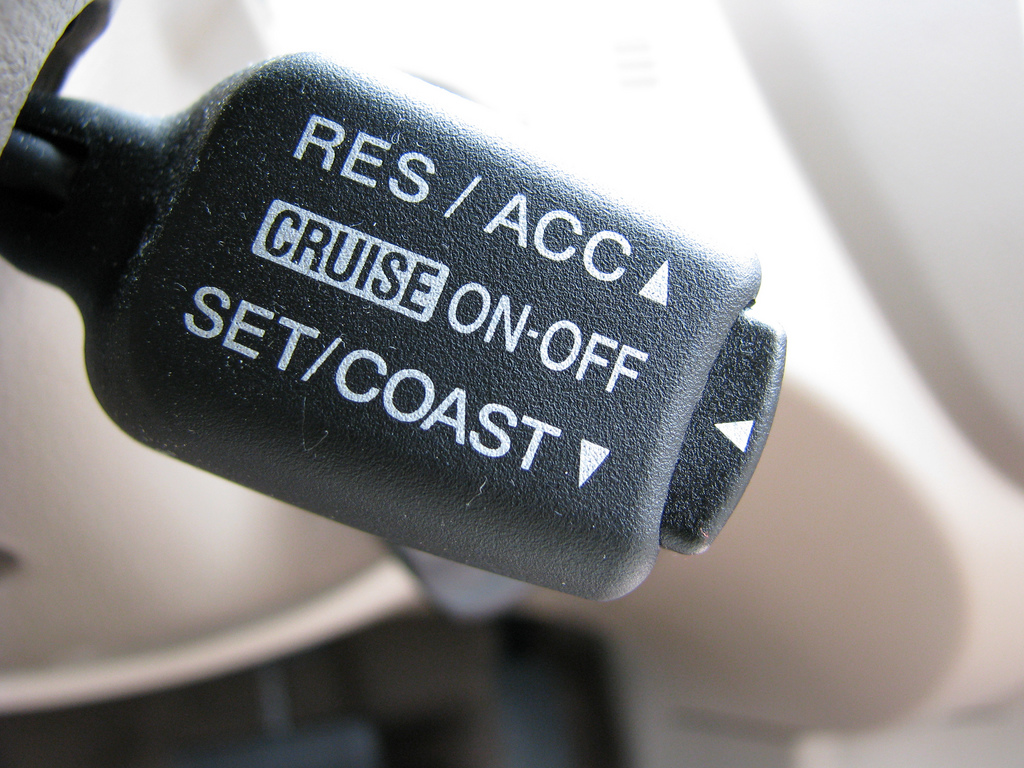 Cruise Control Common Faults