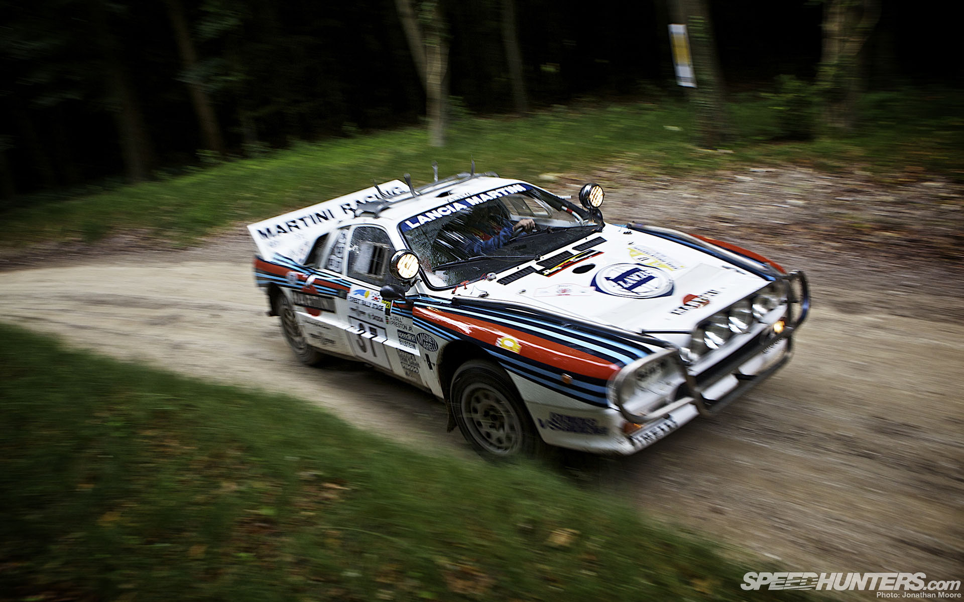 Lancia 037 Wallpaper For You Rally Fans