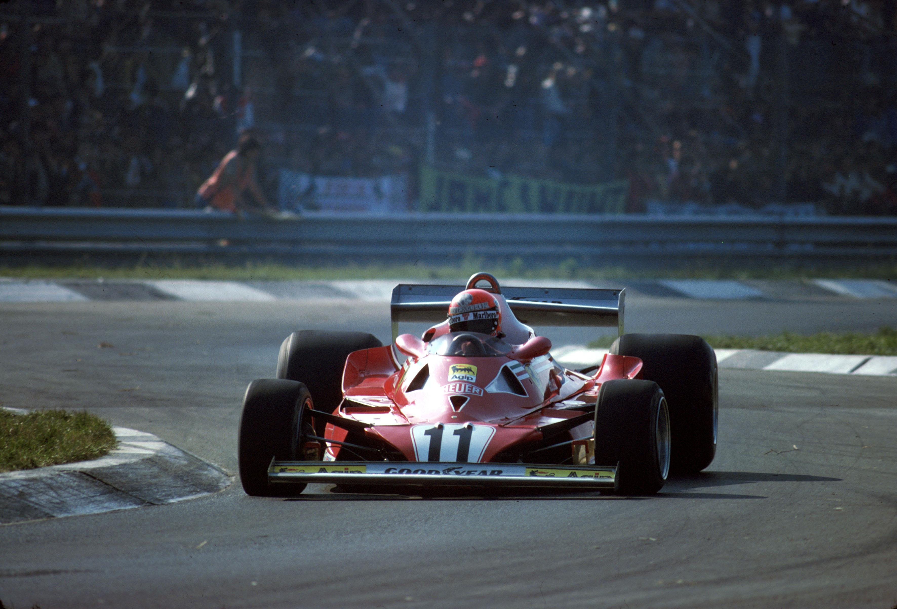 Niki Lauda Or