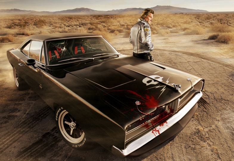Stuntman Car Wallpaper Who Else Loves Deathproof Worst Quentin Tarantino Movie