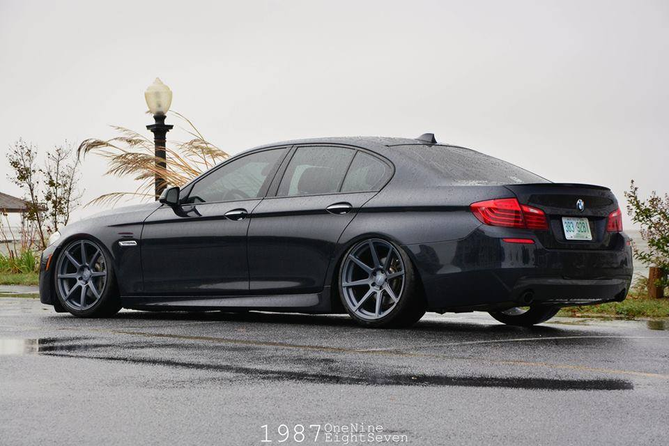 Worlds First F10 535i xDrive M-Sport on Air!!