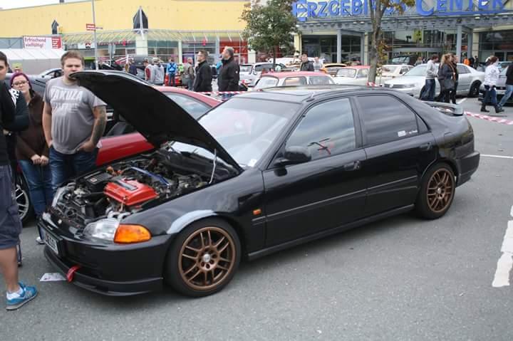 1992 Honda Civic EG9 VTI