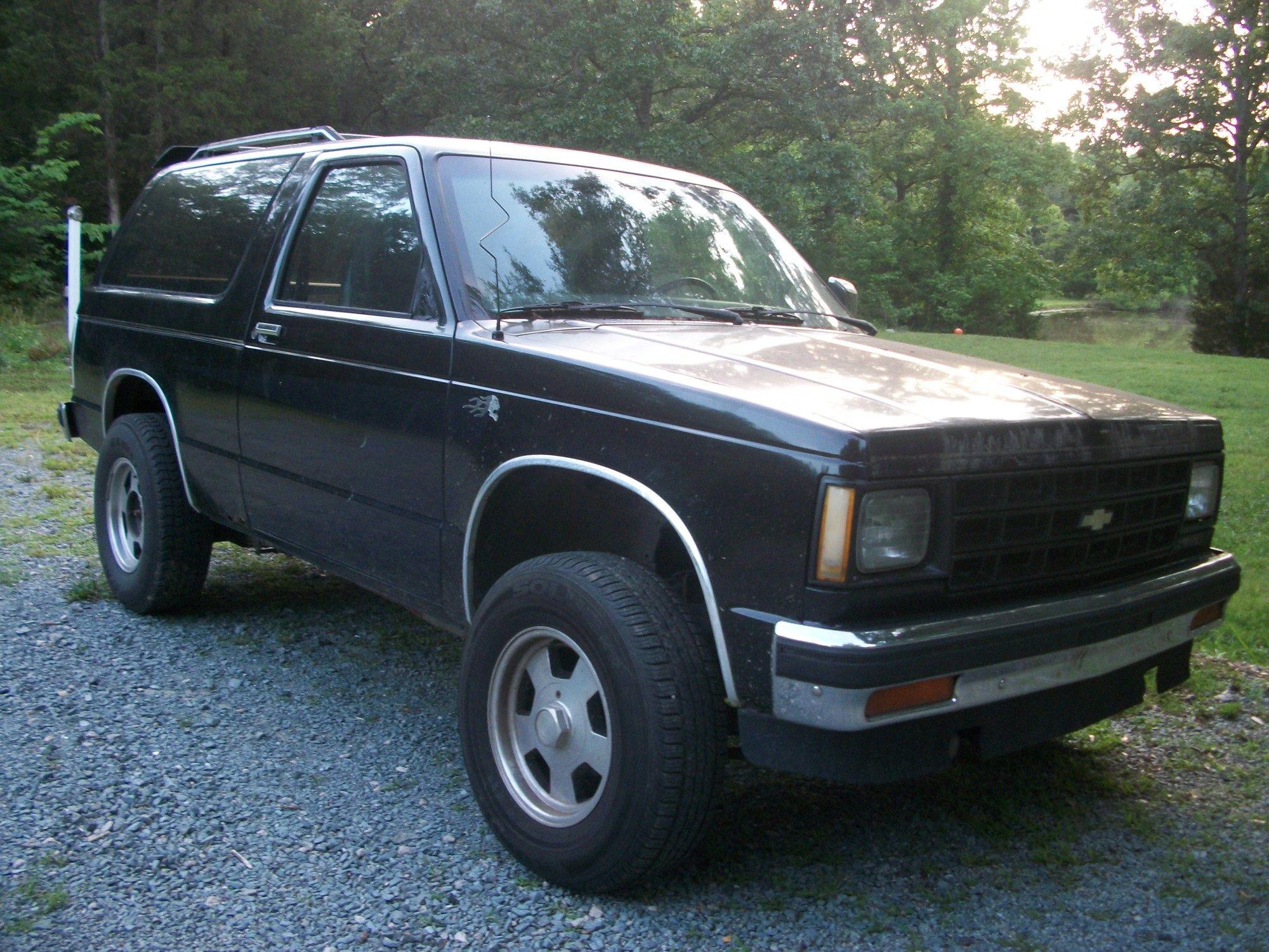 hight resolution of s10 blazer tahoe