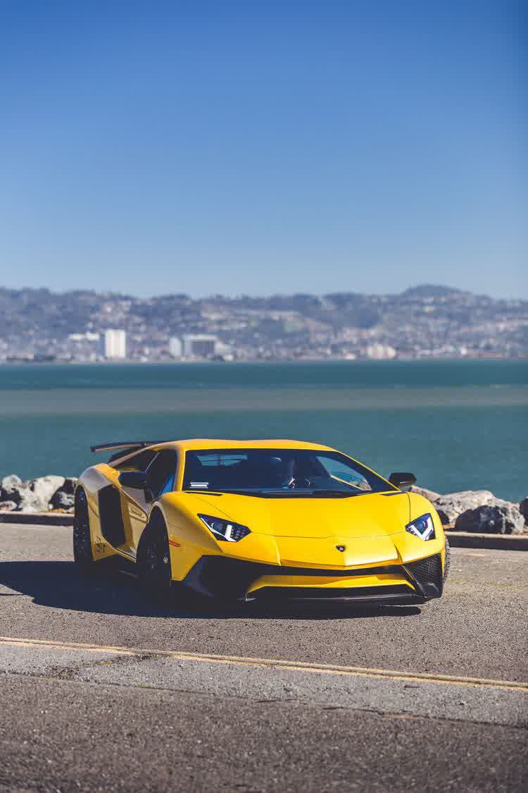 Cool Car Lamborghini Aventador