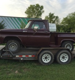 1965 c10 stepside truck [ 3264 x 2448 Pixel ]