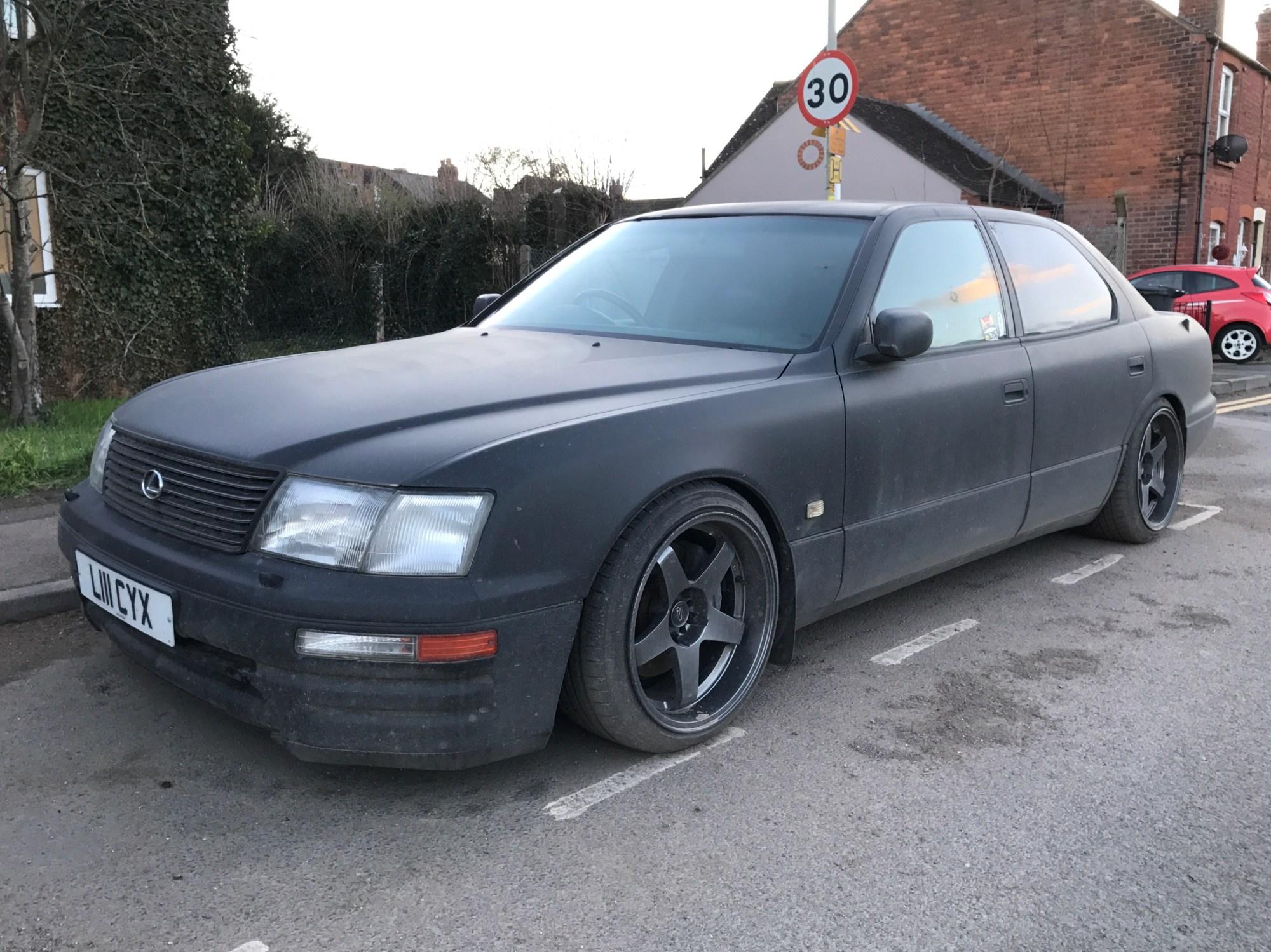 hight resolution of ls400 black