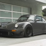 Black Rwb Porsche Looking Good