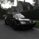 My Mk4 Jetta Wagon Tdi Lowered On Solowerks
