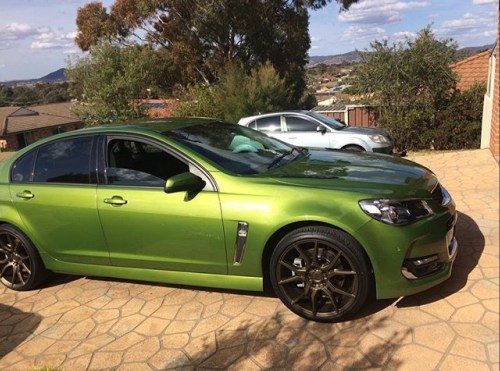 small resolution of i m not really a holden fan but a 6 2 litre ls3 for a daily is great my dad went over to dubbo to buy a new car and came back with this