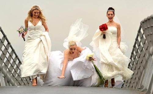 Foto engraçada de casamento | Help Casamentos