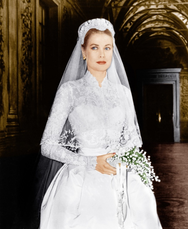 Vestido de Grace Kelly - Foto: © East News.ru