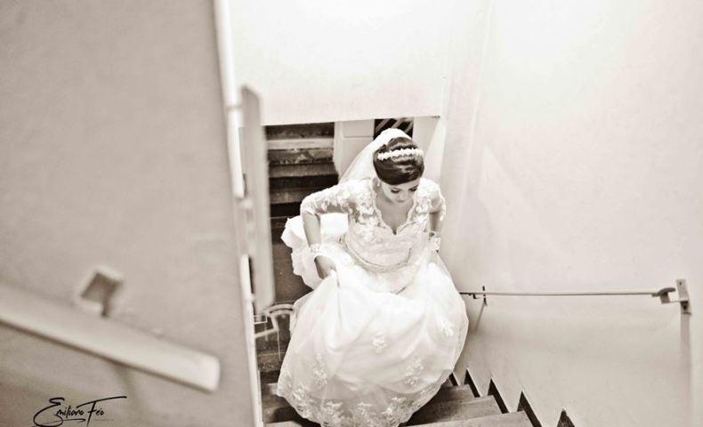 Casamento Rústico da Greyce
