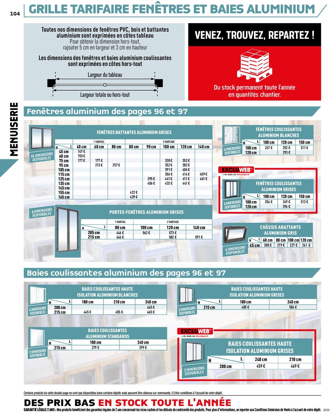 Brico Depot Catalogue Actuel 27 03 29 05 2020 104 Catalogue 24 Com