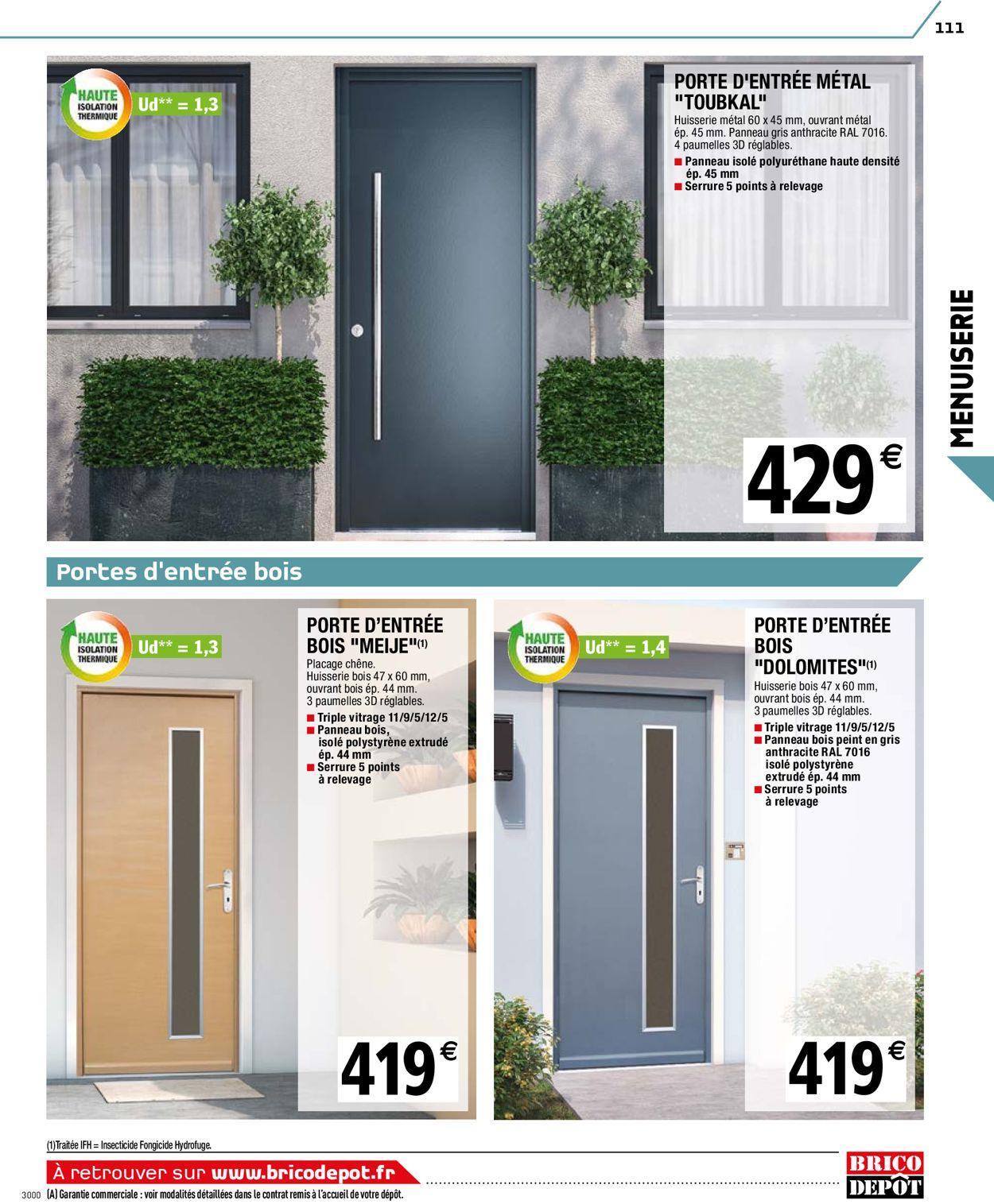Brico Depot Catalogue Actuel 27 03 29 05 2020 111 Catalogue 24 Com