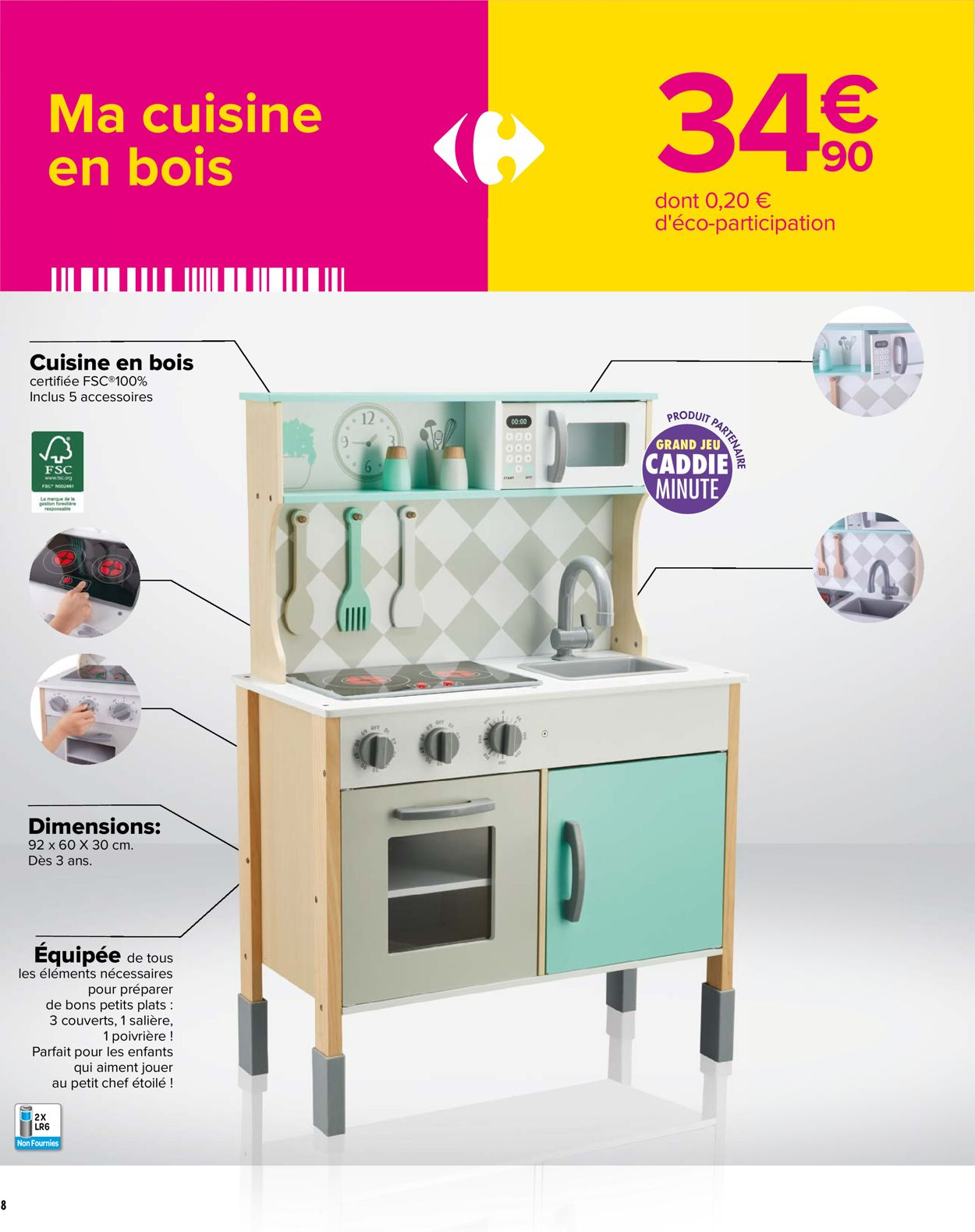 carrefour catalogue actuel 21 09 05