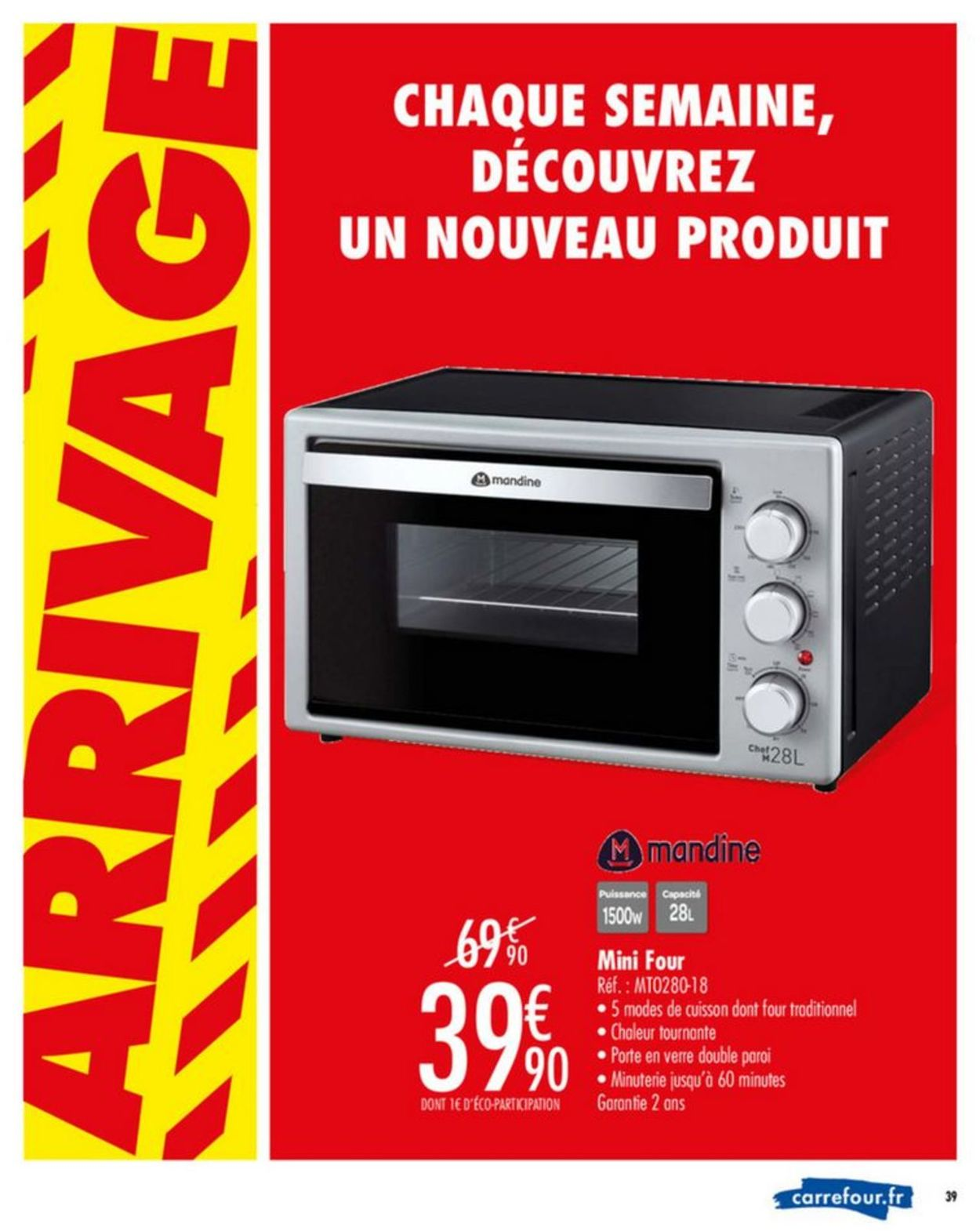 carrefour catalogue actuel 16 07 22