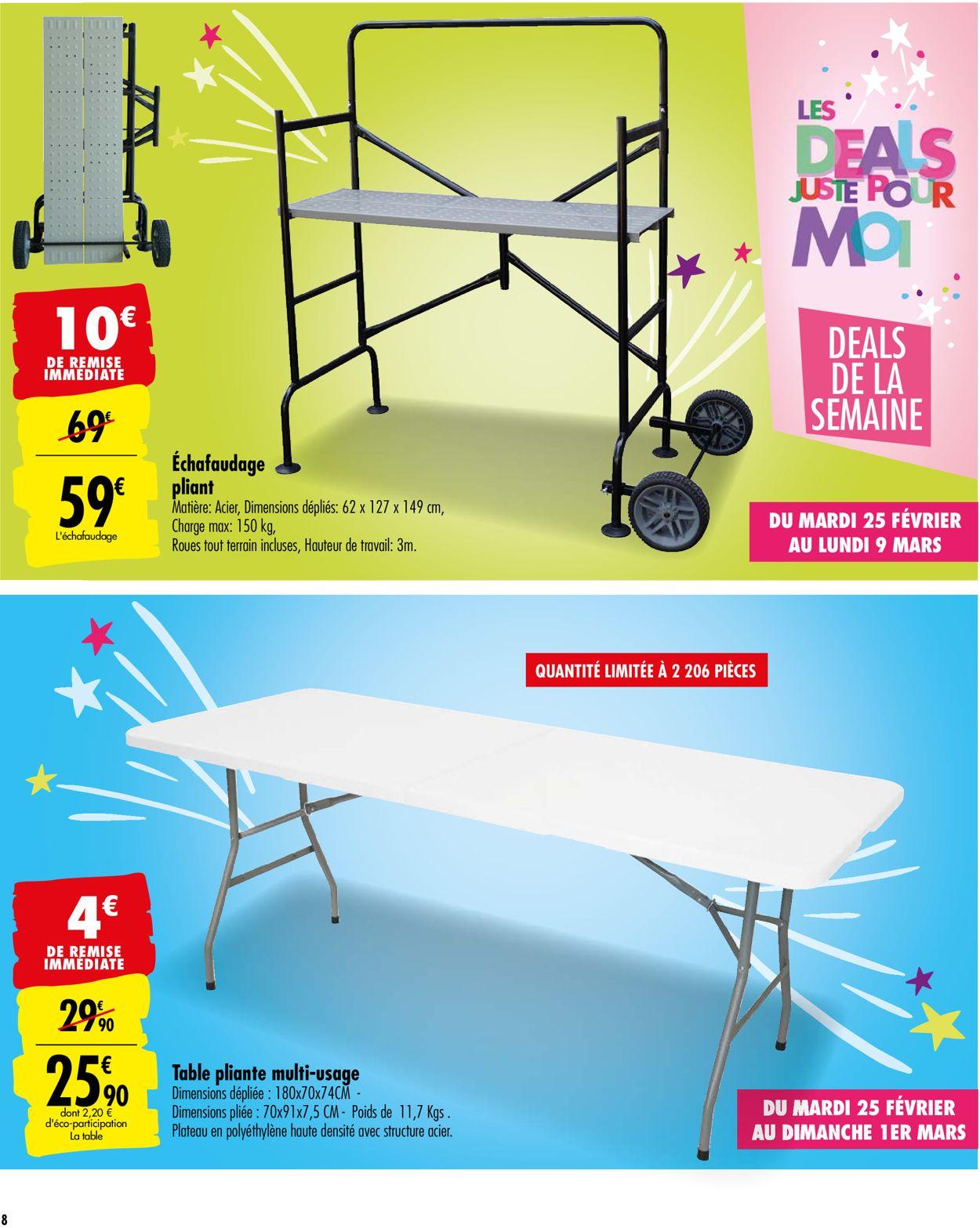 Carrefour Catalogue Actuel 25 02 09 03 2020 8 Catalogue 24 Com