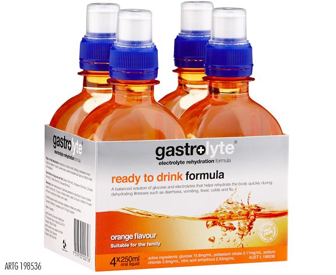 CatchOfTheDay.com.au | Gastrolyte Electrolyte Rehydration ...