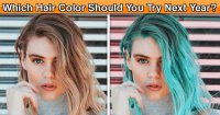 what color should i dye my hair quiz what hair color ...