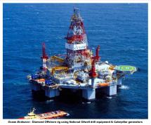 Diamond Offshore Cheapest Valuation - Year of Clean Water