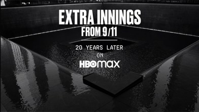 Extra Innings from 9/11: 20 Years Later to Premiere on HBO Max, Saturday,  Sept. 11 | Pressroom