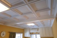 Coffered Ceiling Tile