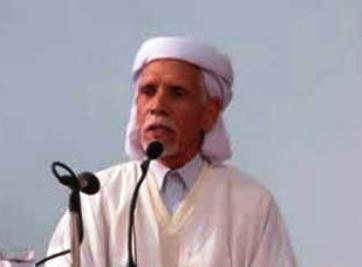 الشيخ الأخضر الدهمة، داعية التوحيد