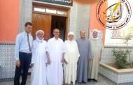 مؤسسة الشعانبة تزور المدرسة القرآنية النموذجية بضاية بن ضحوة ولاية غارداية