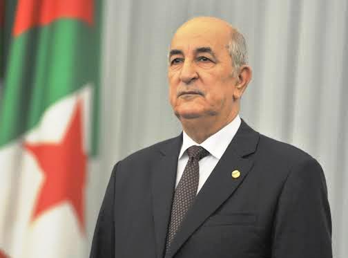 تهنئة رئيس الجمهورية السيد عبد المجيد تبون