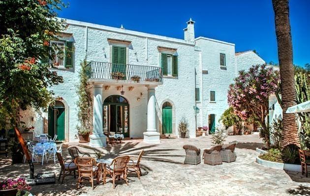 Masseria Il Frantoio  Hotel a Ostuni  Masserie di Lusso Puglia