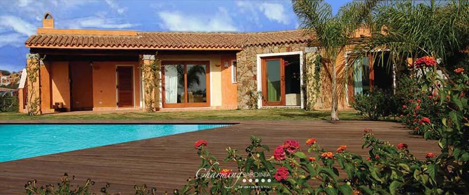 Villa di lusso Casa Laguna Vacanze di lusso a Chia sud Sardegna