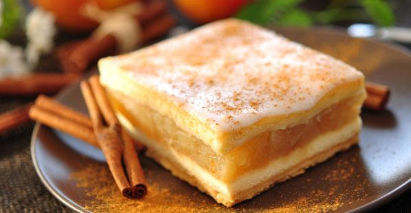 Rezept Torte Apfelmus