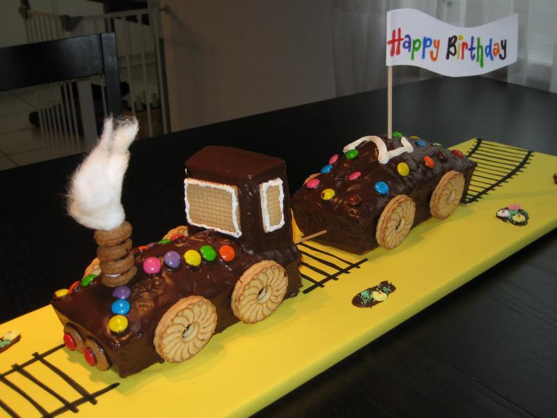 Kuchen Zug