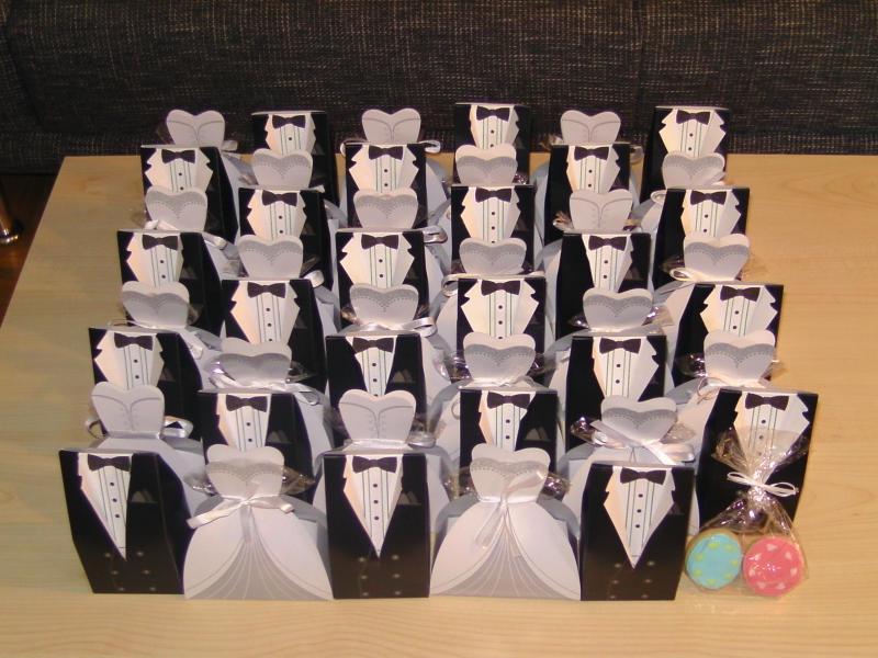 Gastgeschenke fr die Hochzeit  Motivtorten Fotos Forum  Chefkochde
