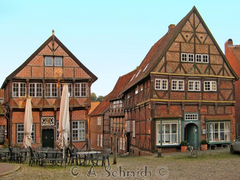Fotografie Huser und Bauwerke Fotoalbum  Fotokunst bei