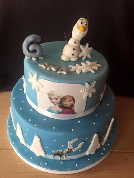 Kinder Torten Elsa