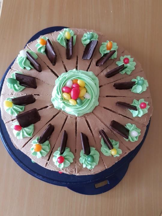 After Eight Torte Rezept mit Bild von Nora  Chefkochde