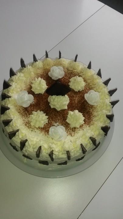 Schnelle After Eight Torte Rezept mit Bild von biancakrug  Chefkochde