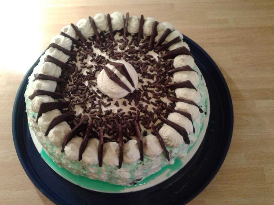 After Eight Torte Sally