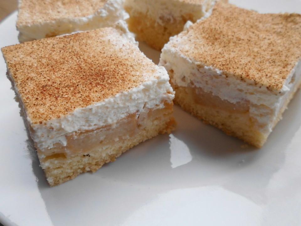 Apfel  Schmand  Kuchen mal anders von Pearl33  Chefkochde
