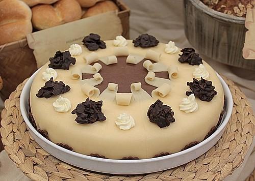 EikOs Buttercreme  Marzipan  Torte Rezept mit Bild