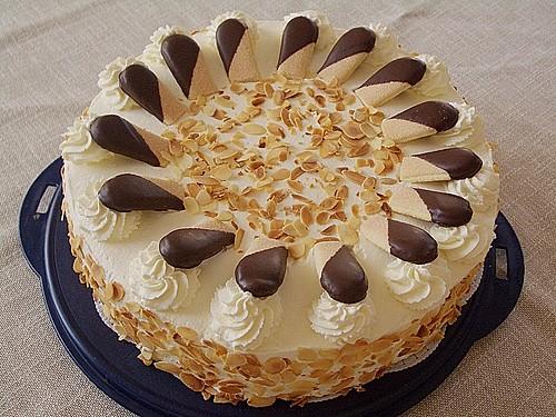 Malakofftorte Rezept mit Bild von Torte80  Chefkochde