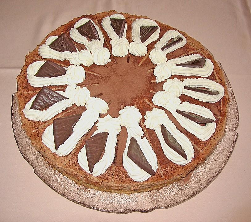 After  Eight  Torte Rezept mit Bild von binerine